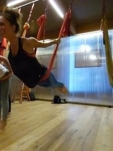 antigravity yoga